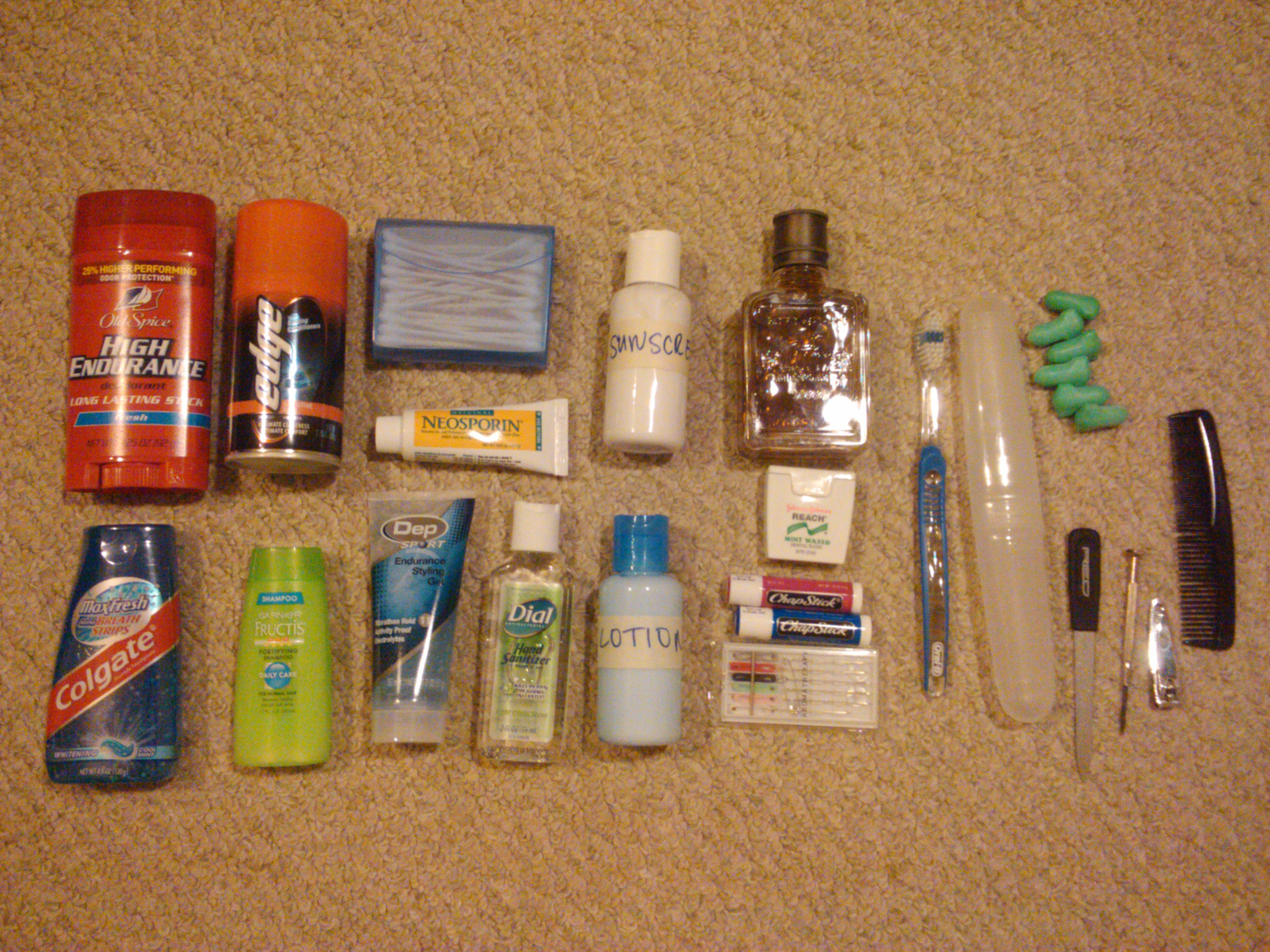 What I M Packing For My Trip Around The World