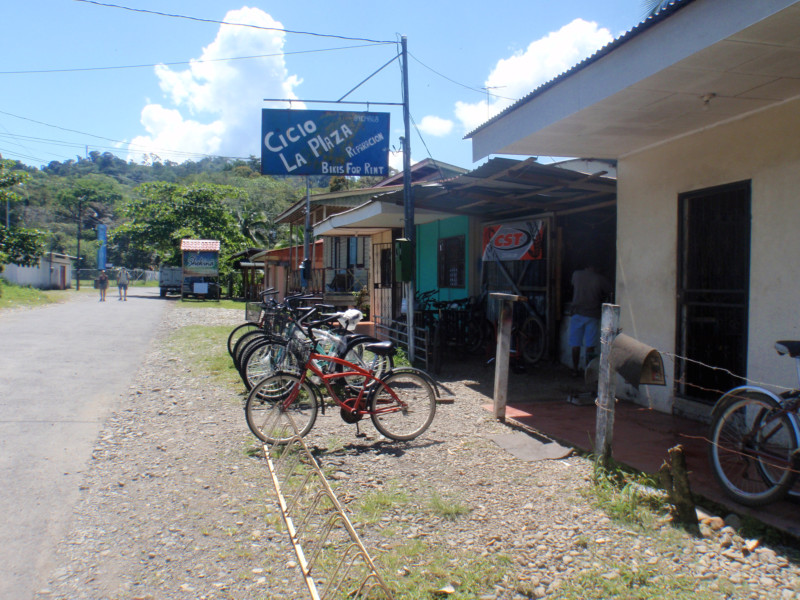 Bike Shop in Puerto Viejo