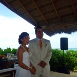 My brothers beautiful destination wedding in Playa del Carmen.