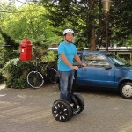 Segway tour of Amsterdam!!!