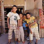 People of Morocco - Children of Morocco.