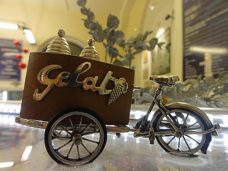 Italian Gelato.
