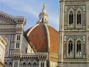 """Florence Cathedral """"The Duomo""""."""