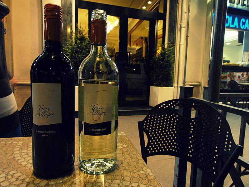 Italian Wine...