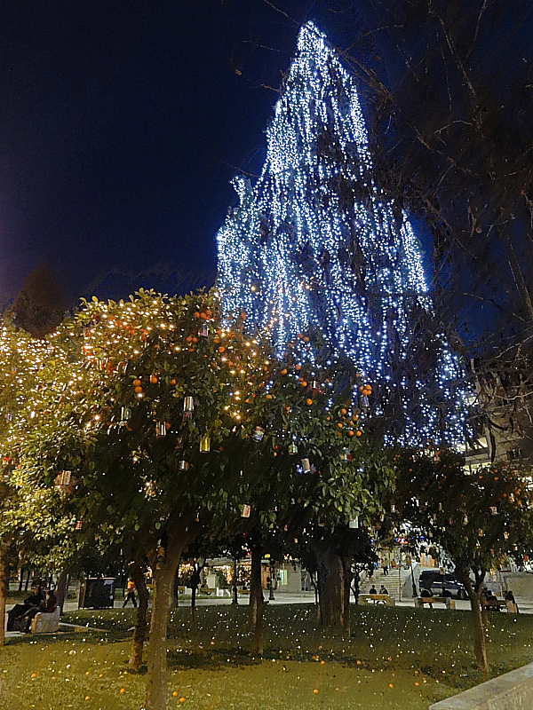 Christmas in Athens!