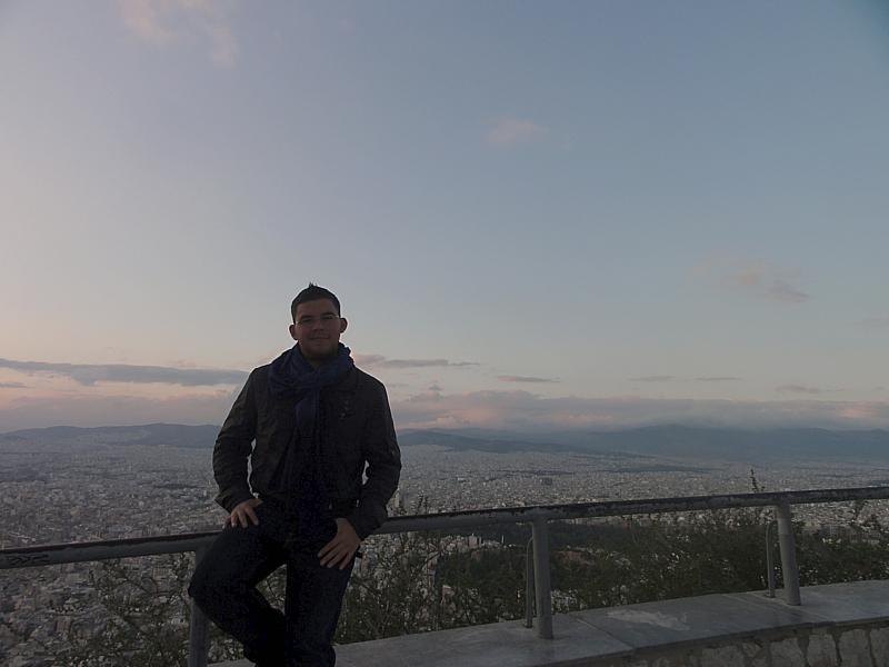 Me & Athens!