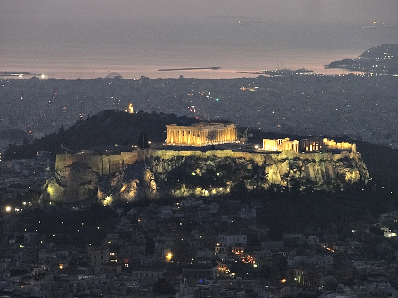 Acropolis from above!