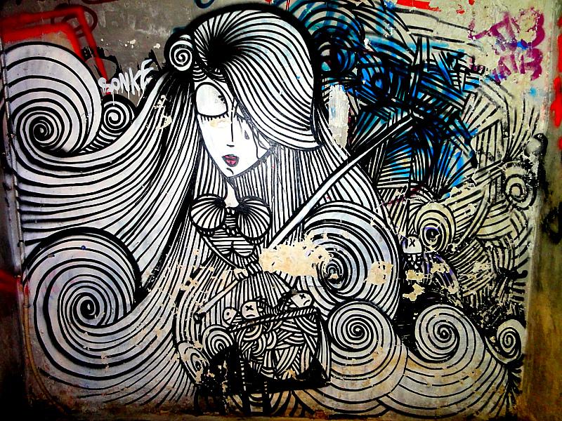 Sonke Street Art, Athens!
