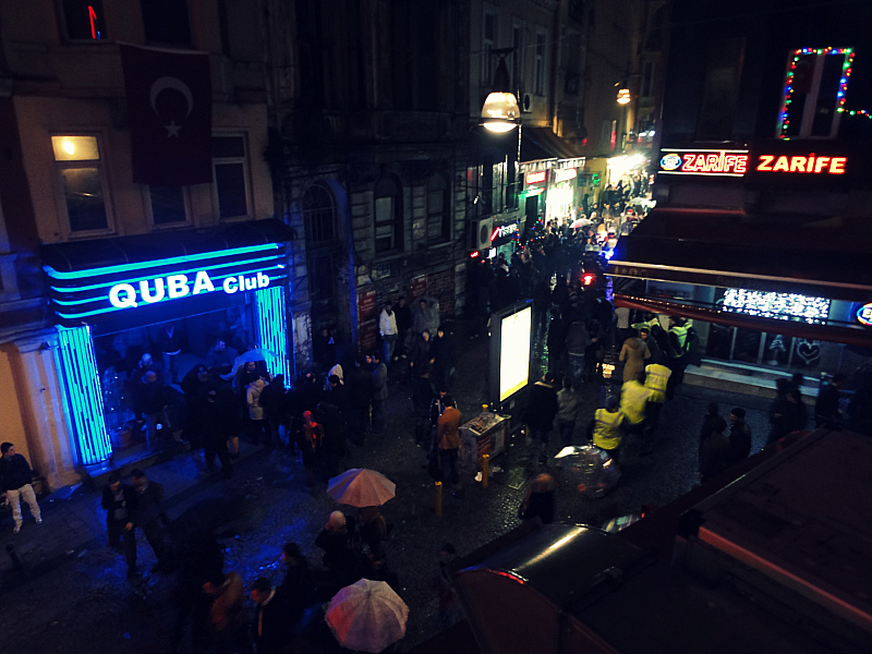 New Years in Istanbul, Turkey!