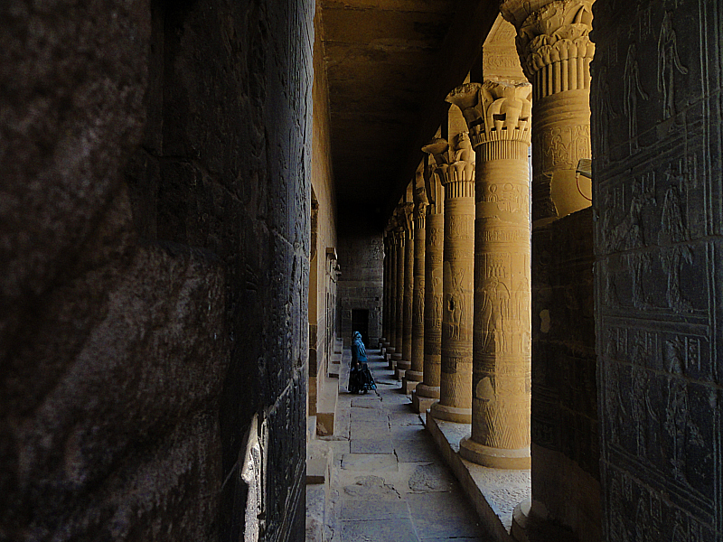 Temple of Philae, Egypt!