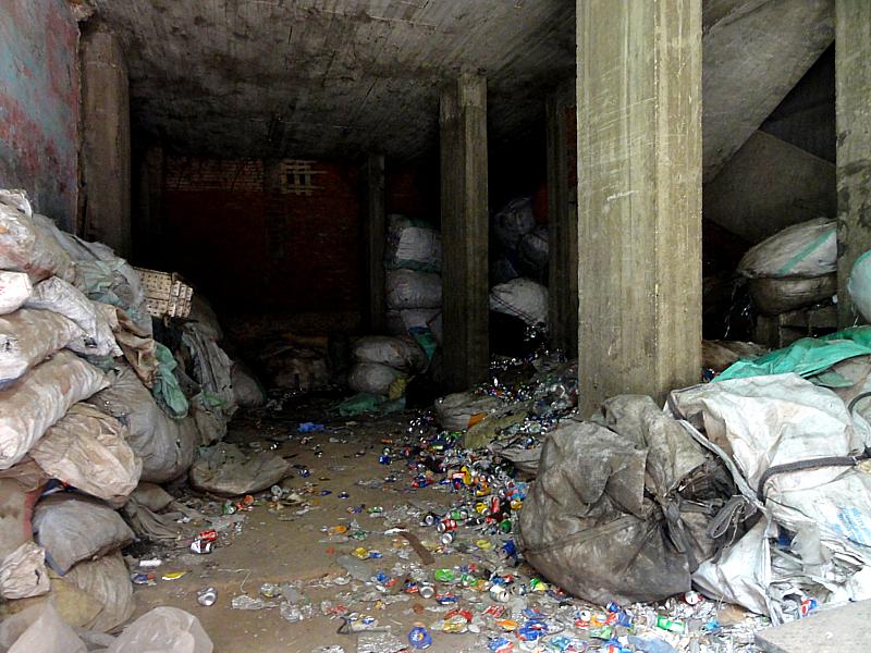 Manshiyat Naser - Garbage City, Cairo