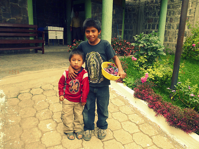 Children of Guatemala!