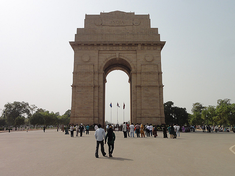 New Delhi, India!
