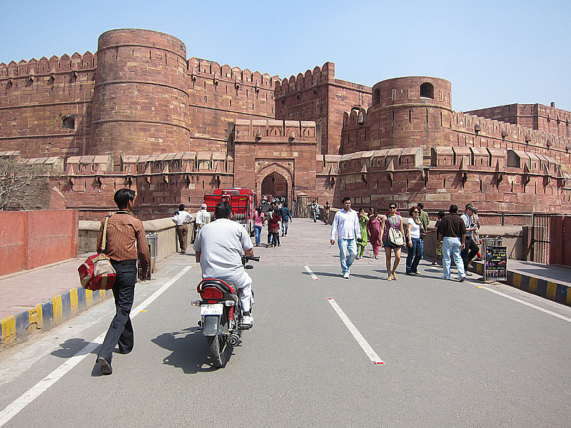 Red Fort, Agra - India
