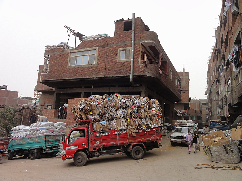 Garbage City, Cairo