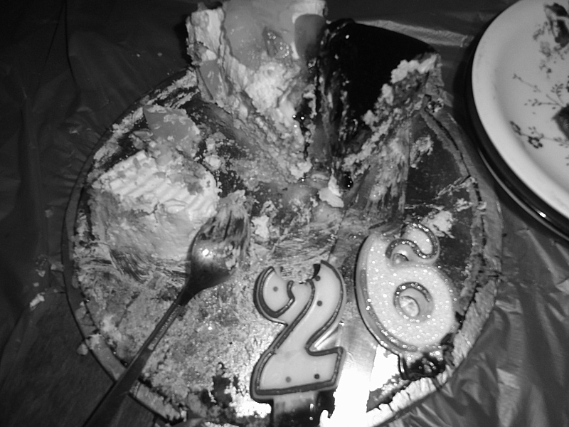 My birthday celebration!