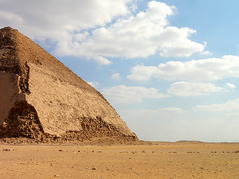 Bent Pyramid!
