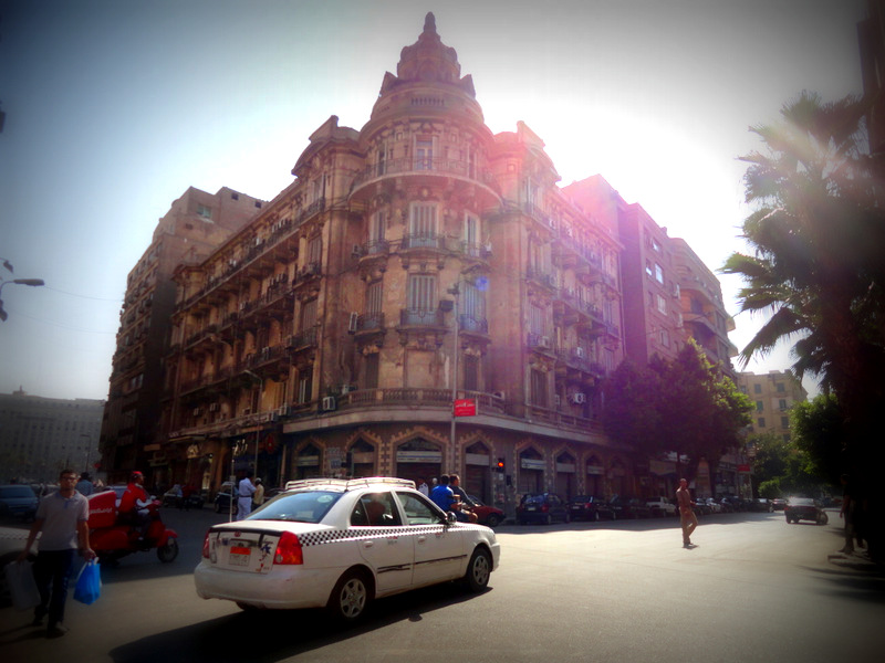 Streets of Cairo