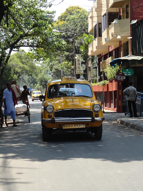 Kolkata Taxi