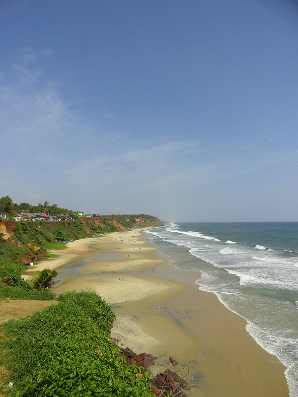 Varkala, India