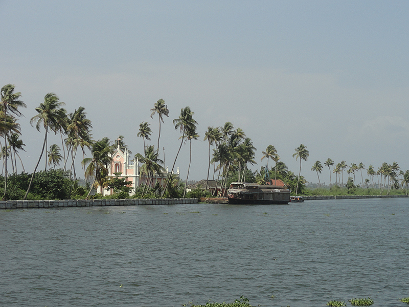 Backwaters of Kerala!