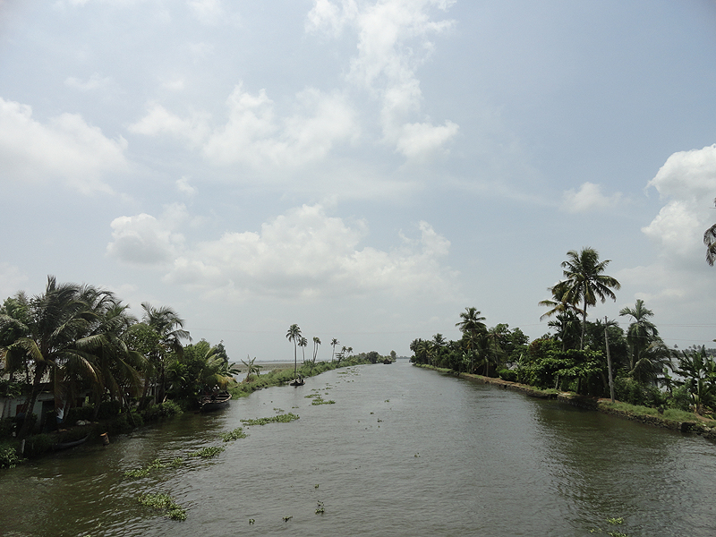 Backwaters Kerala!