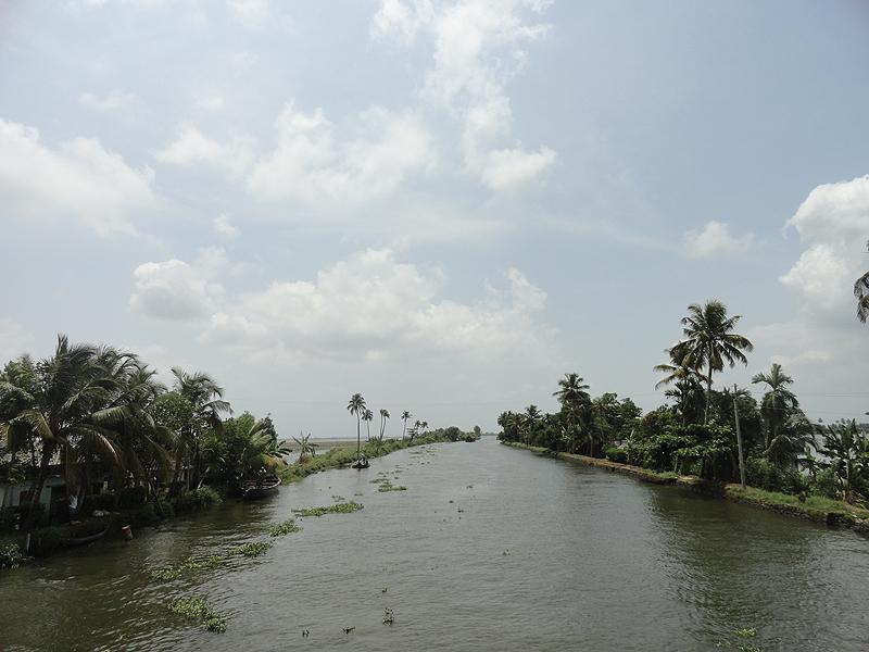 Backwaters Kerala!
