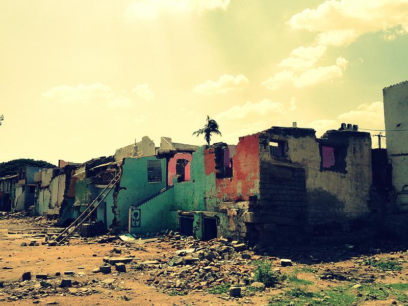 Ruins of Hampi