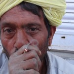 Faces of India in photos.