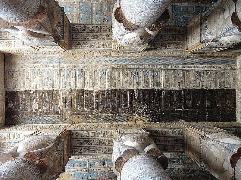 Temple of Hathor, Dendara