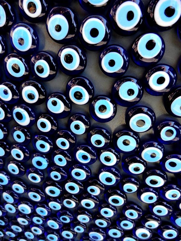 The evil eye.