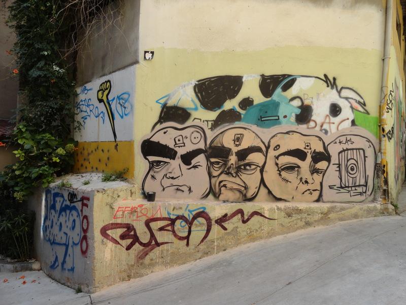 Street Art of Istanbul