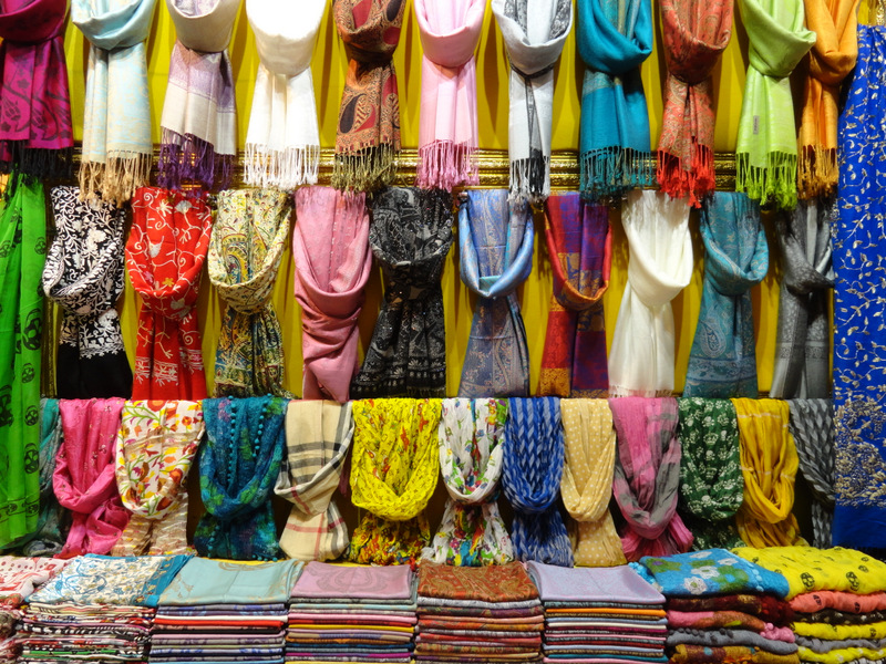 Scarfs of Istanbul