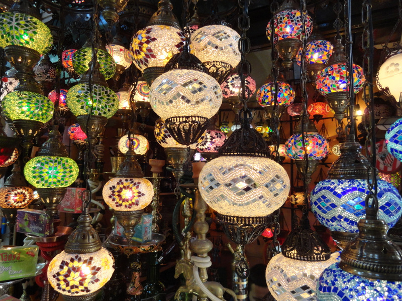 Lamps of Istanbul