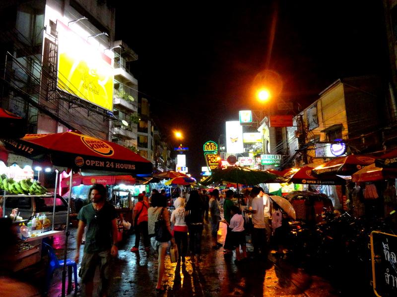 Khoa San Road, Bangkok