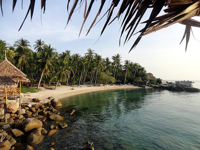 Sai Naun Beach, Thailand