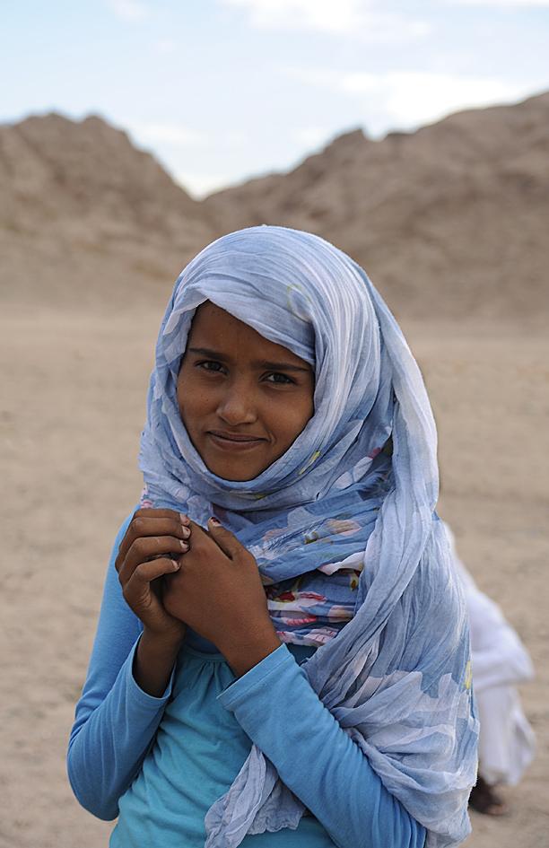 Bedouin-girl