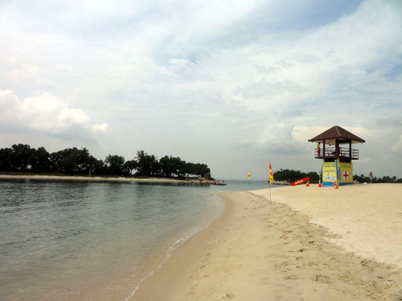 Siloso Beach Resort, Singapore