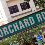 A stroll through Orchard Road (the Ritziest street in Singapore) in photos.