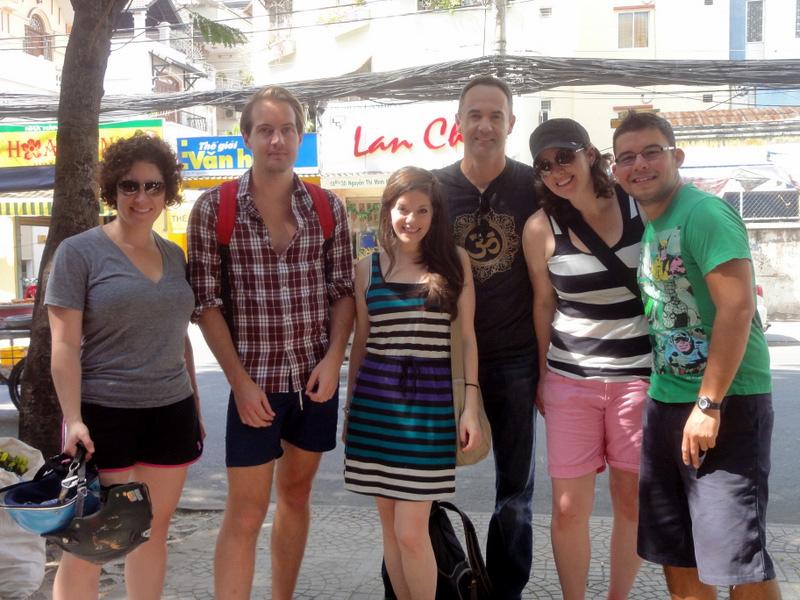 Travel Bloggers Meet Up