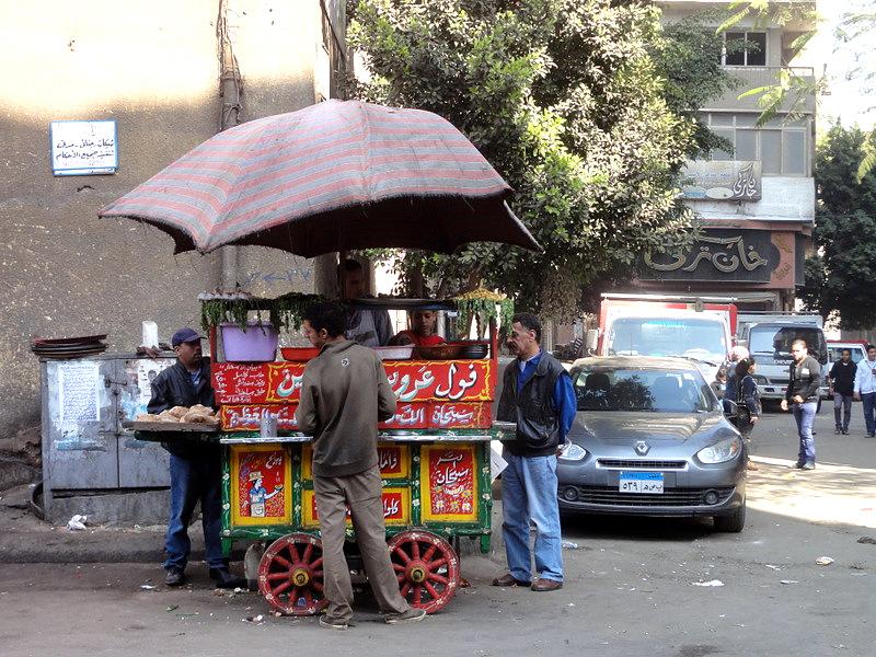 Street Food, Cairo.