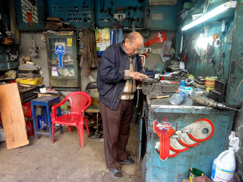 Key Maker in Cairo