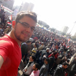 Photos from Cairo on the 2nd Anniversary of the Egyptian Revolution.