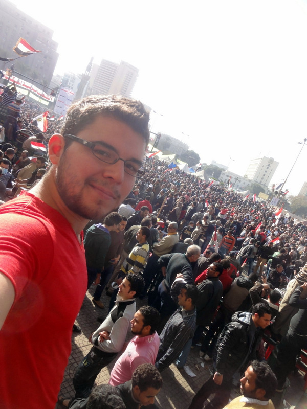Tahrir Sq. - Egypt Revolution