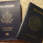 USA & Mexican Passport