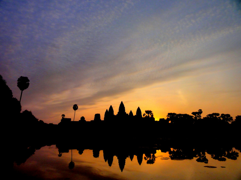 Angkor Way, Cambodia