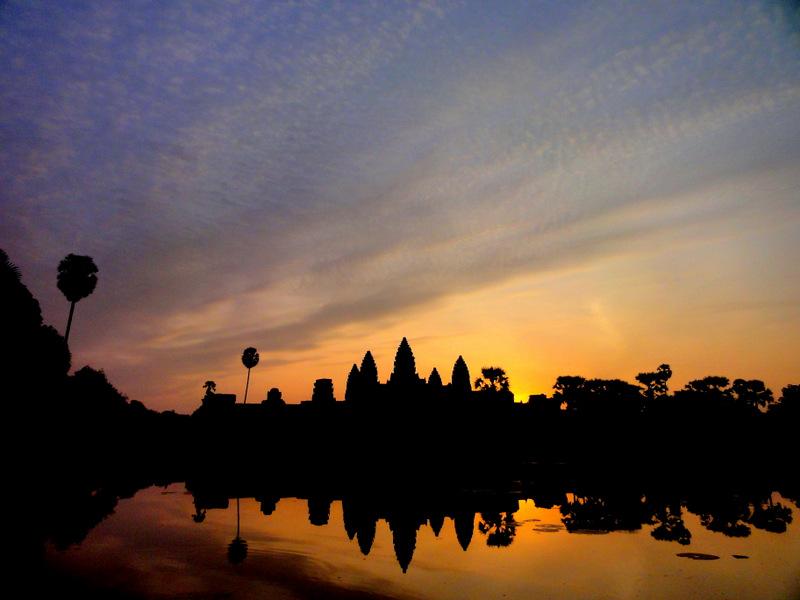Angkor Way, Cambodia