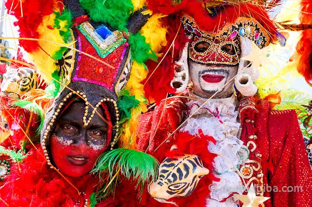 Batalla de Flores, Carnival in Barranquilla 2013