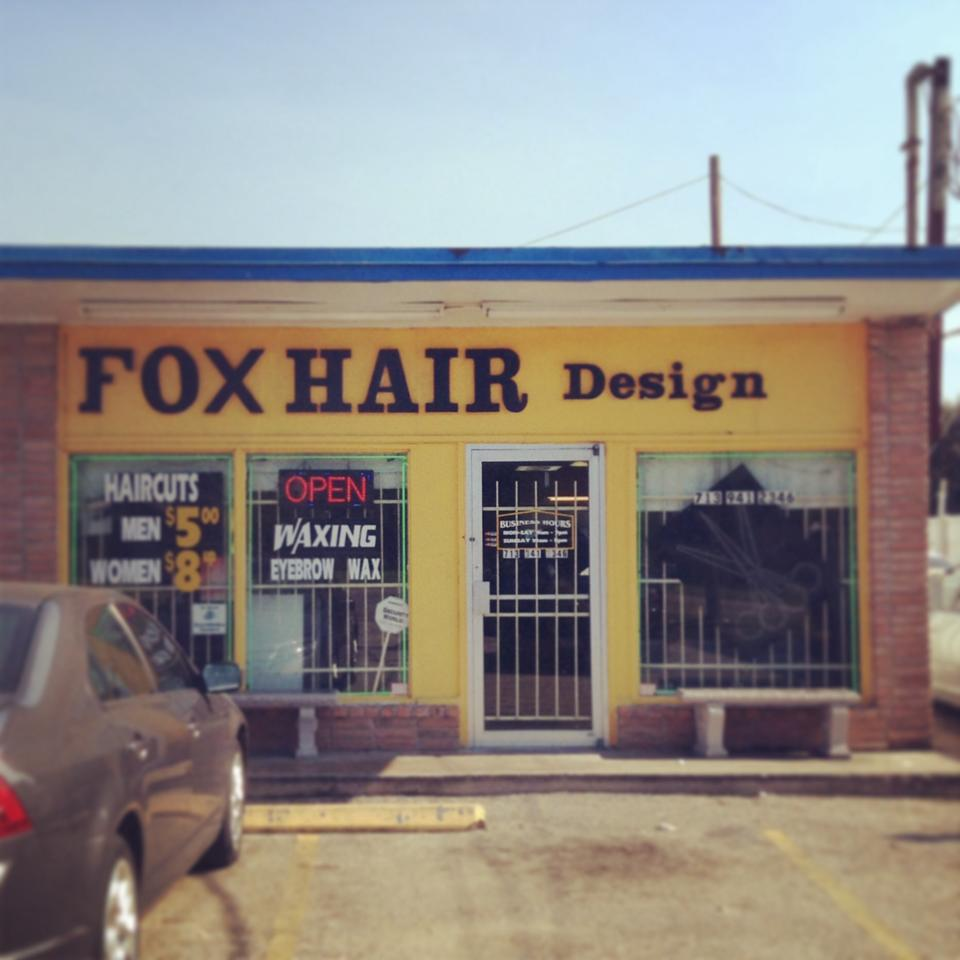 Fox Hair Design, Houston