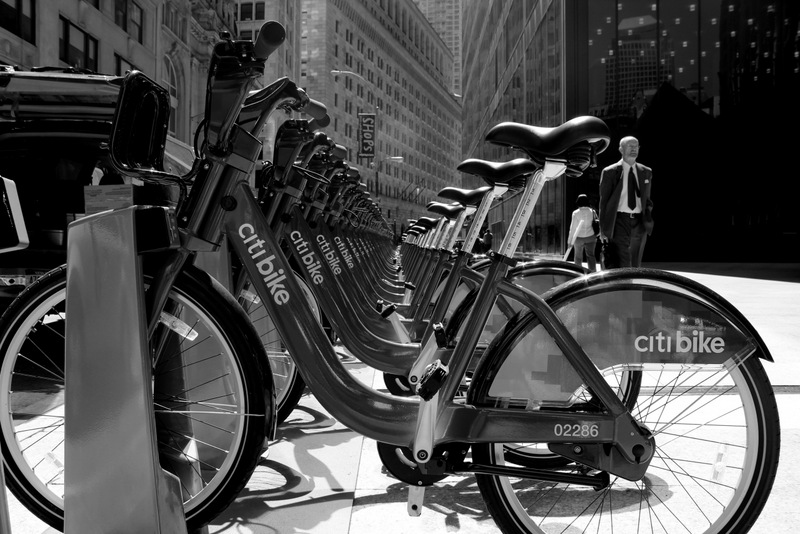 NYC in Black & White